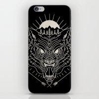 BEAST MODE iPhone & iPod Skin
