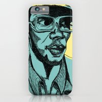 iPhone & iPod Case featuring Mighty Mos Def by Zach Hoskin Art + Design