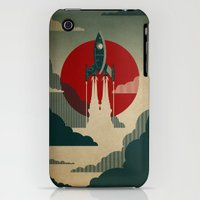 iPhone Cases featuring The Voyage by Danny Haas