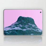 Pastel Modular Landscape Laptop & iPad Skin