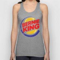 Bernie King Unisex Tank Top
