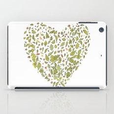Nature heart iPad Case