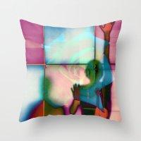 Body Language 18 Throw Pillow
