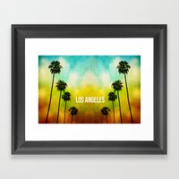 Paradise Awaits Framed Art Print