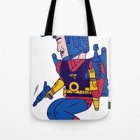 Buck Rogers Tote Bag