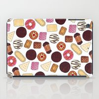 I Love Biscuits iPad Case