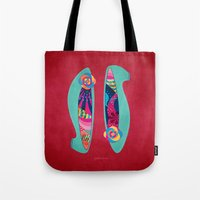 Shoes For Spring Tote Bag