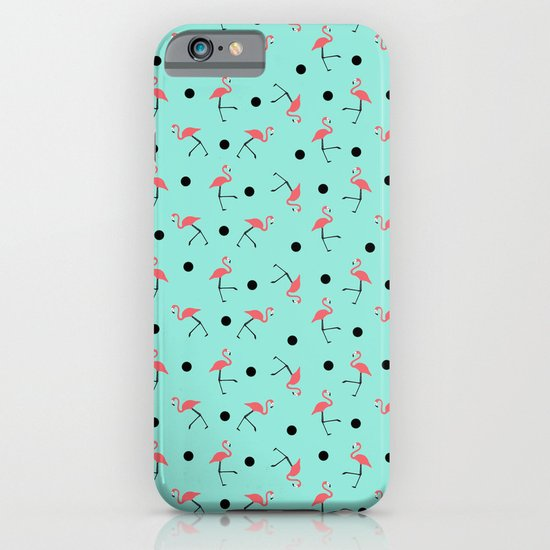 Flamingo Fever iPhone & iPod Case