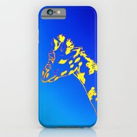 iPhone & iPod Case featuring Giraffe by Suzanne Kurilla