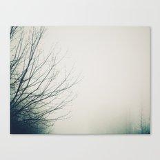 Fog Noir 4 Canvas Print