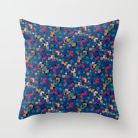 Kaleidoscope Number 3 Throw Pillow