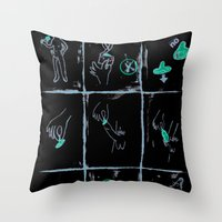 Condom Throw Pillow