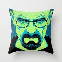 B. B. H. Throw Pillow