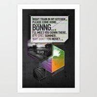 Bönng I Art Print