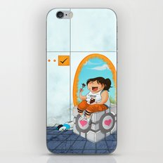 Cake Break iPhone & iPod Skin