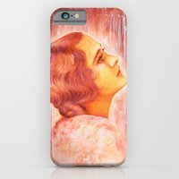 Heading for a fall (Vintage Portrait) iPhone 6 Slim Case