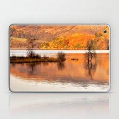 Autumn Reflections Laptop & iPad Skin