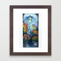 Evolution  Framed Art Print