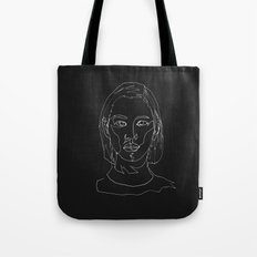 minimal drawing  Tote Bag