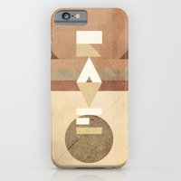 iPhone & iPod Case featuring RAVE by Andre Villanueva