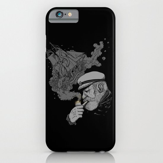 A Captains's Memory iPhone & iPod Case