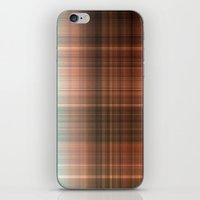 Mix Checked iPhone & iPod Skin
