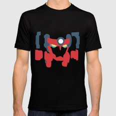 Lagann SMALL Black Mens Fitted Tee