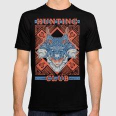Hunting Club: Lagiacrus Mens Fitted Tee Black SMALL