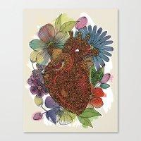 Heart Happy Canvas Print