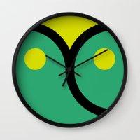 Face 4 Wall Clock