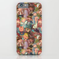 Children in Costume iPhone 6 Slim Case