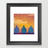 Chantily Castle II Framed Art Print
