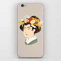 Japanese Delicacy iPhone & iPod Skin