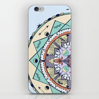 Time And Light Native Sh… iPhone & iPod Skin