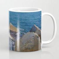 Barcelona - Espigo de la Mar Bella Mug