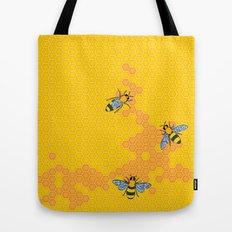 HoneyBees 1 Tote Bag