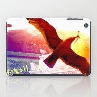 City Birds 01 iPad Case