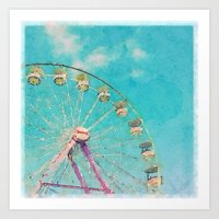Day at the Fair Art Print
