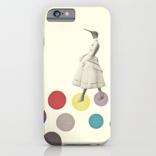 Bird Lady iPhone & iPod Case
