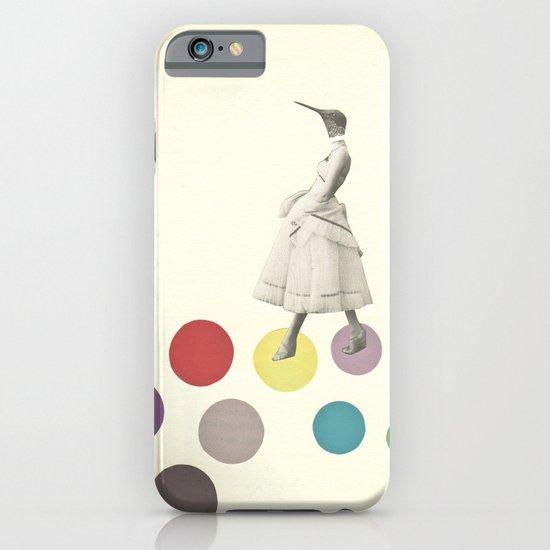 Bird Lady iPhone & iPod Case