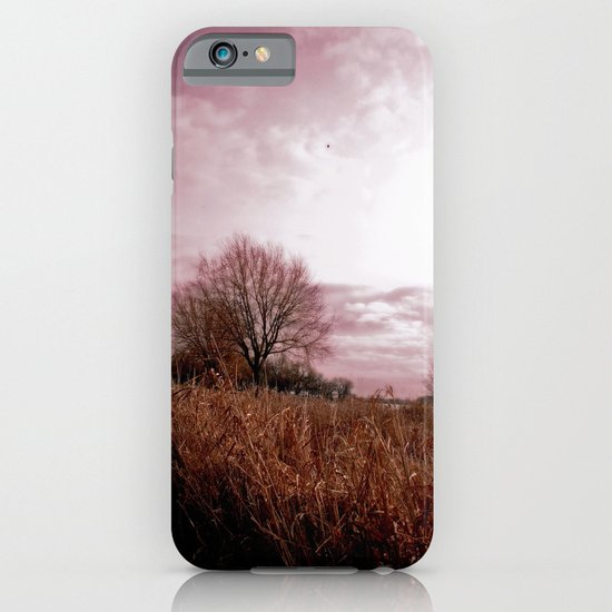 Where the Birds Weep iPhone & iPod Case