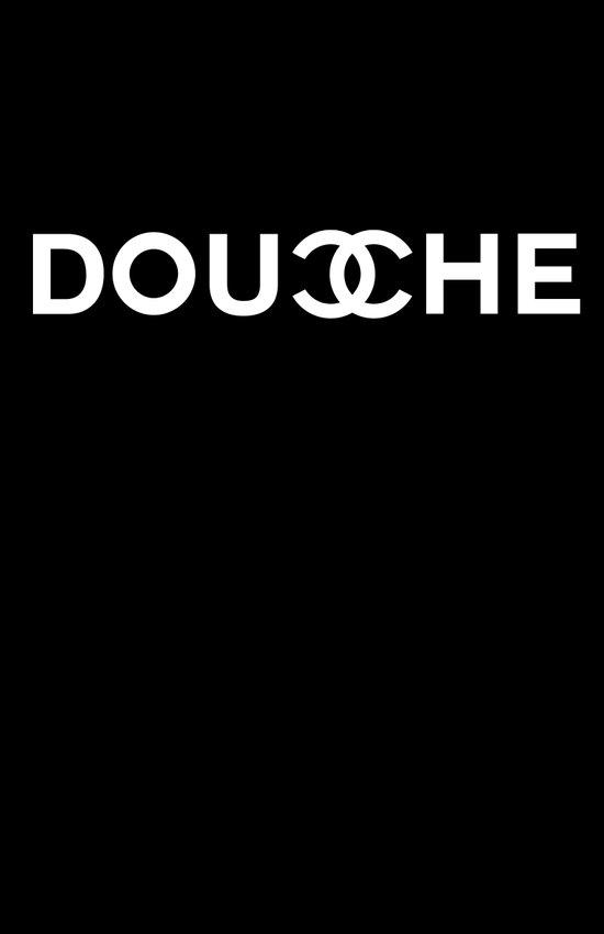 Douche Couture Art Print