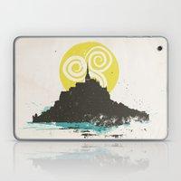 Le Mont Saint Michel (Saint Michael's Mount), Normandy, France Laptop & iPad Skin