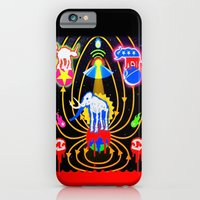 "iPhone & iPod Case featuring ""CIRCUS OF THE STARS"" by XRAY"