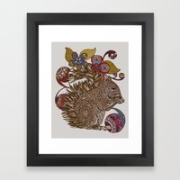Emaline Framed Art Print