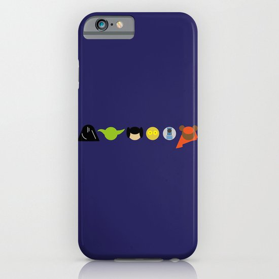 Star Battle iPhone & iPod Case