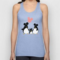 We are a family Unisex Tank Top