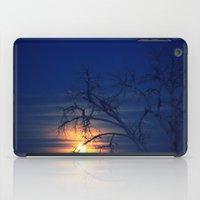 Penumbral Lunar Rising iPad Case