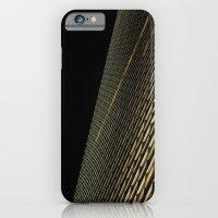 Night Building Facade iPhone 6 Slim Case