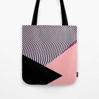 Out Of Focus Tote Bag
